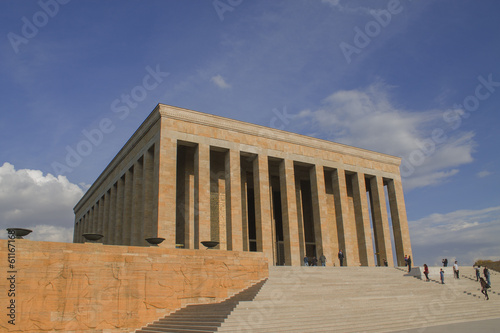 Fotografía  Ankara, Turkey - Mausoleum of Ataturk, Mustafa Kemal Ataturk