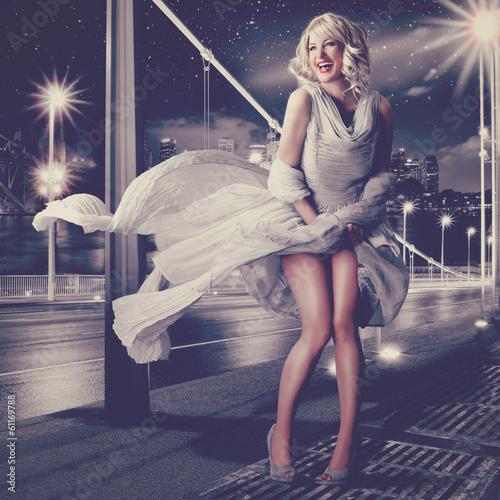 Photo  Marilyn Monroe 04 / Vintage