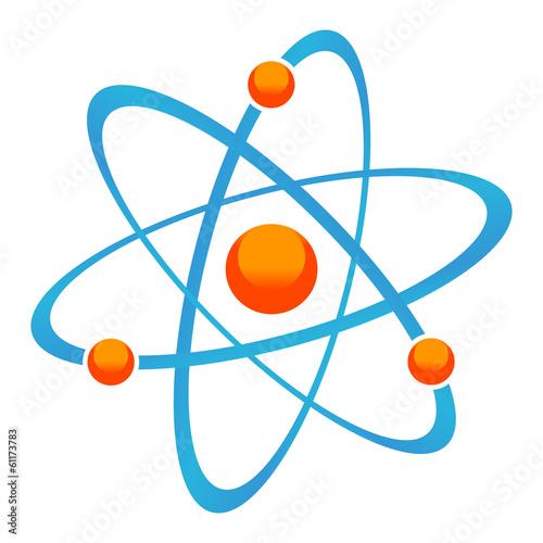 Fotografia, Obraz Molecule Icon