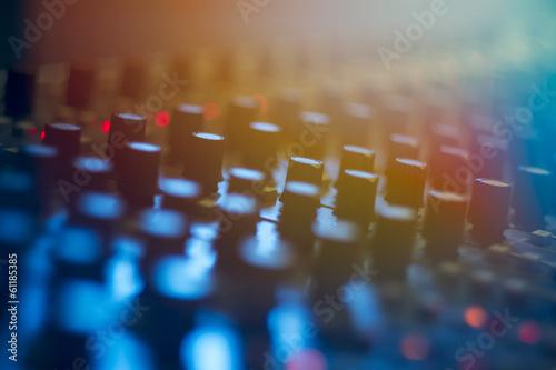 Music Studio Canvas-taulu