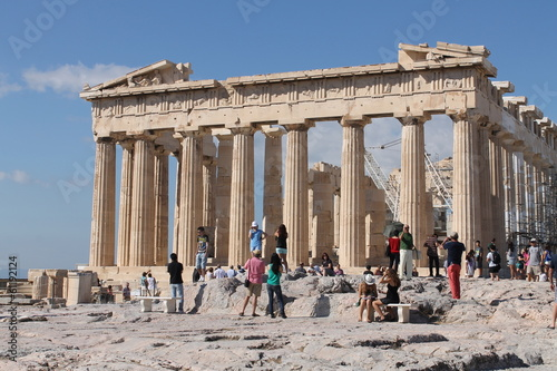 Printed kitchen splashbacks Athens Griechenland Athen Akropolis