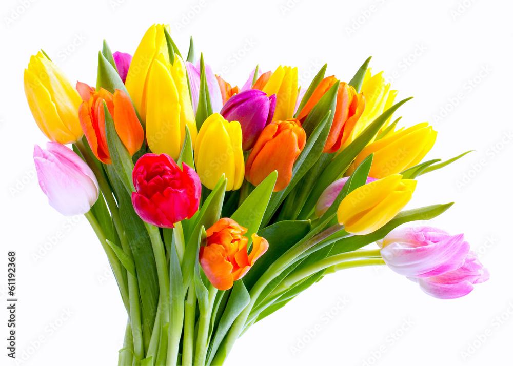 Fototapety, obrazy: Kwiaty na Walentynki