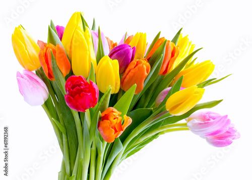 Obraz Kwiaty na Walentynki - fototapety do salonu