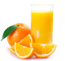 Fresh Orange With Juice