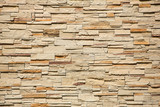 Decorative brick wall background