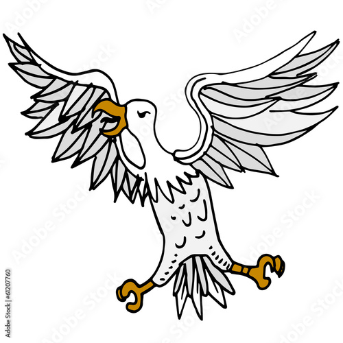 Fotografie, Tablou  Angry Bird