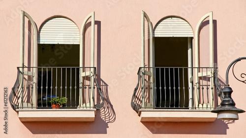 Keuken foto achterwand Schip Palau street.