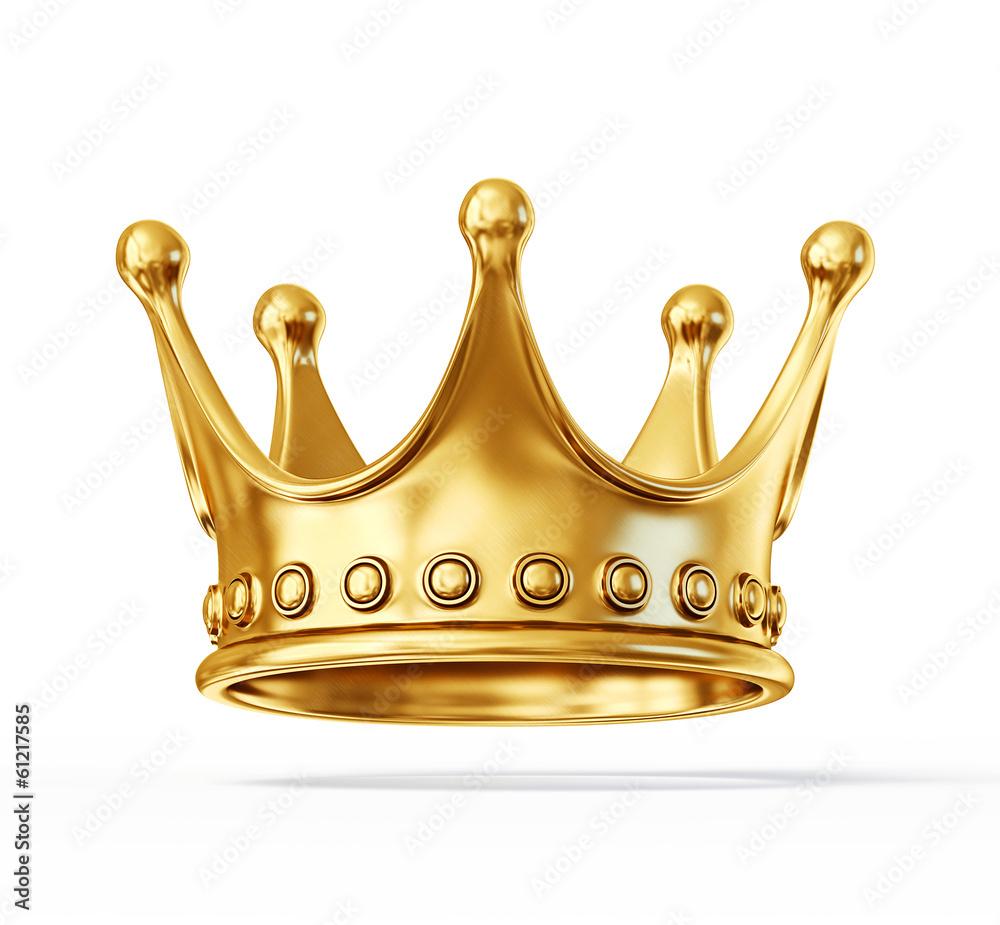 Fototapeta crown