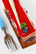 Cake With Jelly A