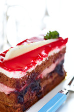 Cake With Jelly C