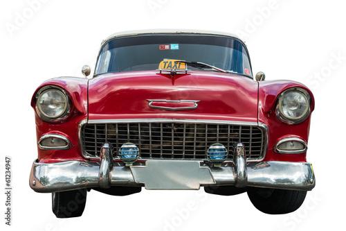 Fotografie, Obraz  Old american car