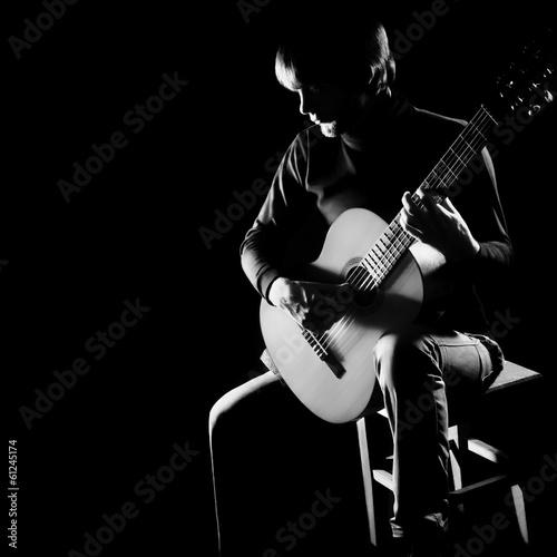 Photo  Guitar player Acoustic guitarist concert