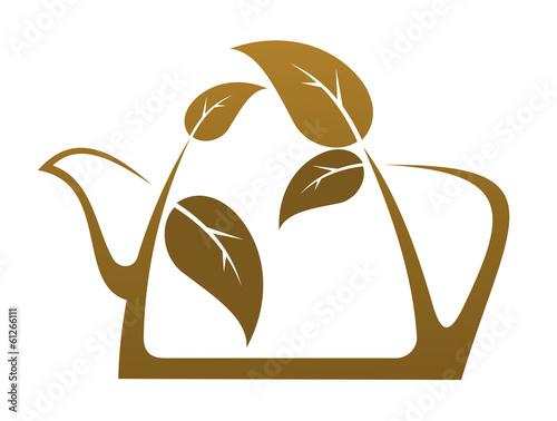 brazowy-czajniczek-z-liscmi-herbaty