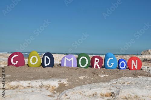 God Morgon Good Morning In Swedish Language Buy This Stock Photo And Explore Similar Images At Adobe Stock Adobe Stock