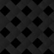 Black background of diagonal wicker