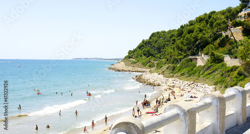 Playa de Roc de San Gaietá, Tarragona