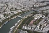 Fototapeta Fototapety Paryż - Paryż - widok z Wieży Eiffla 2