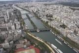 Fototapeta Fototapety Paryż - Paryż - widok z Wieży Eiffla 3