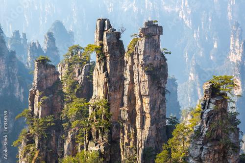 zhangjiajie-las-panstwowy-chiny