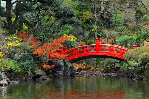 Japanese garden - 61337927