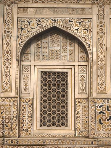 Königspalast Arabische Femsterfront