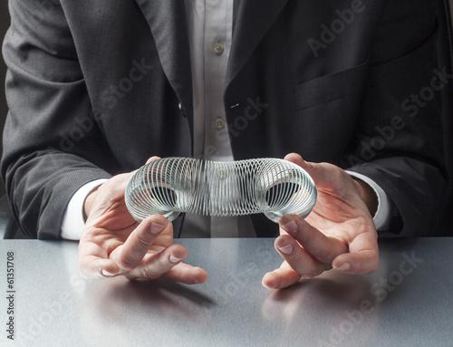 Fotografie, Obraz  corporate stress management