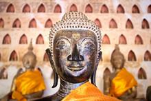 Buddha Image At Wat Si Saket I...