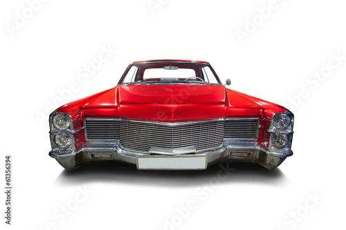 Cadres-photo bureau Vintage voitures Cadillac De Ville