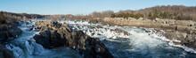 Great Falls On Potomac Outside...