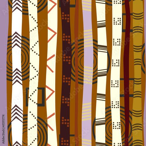 Fototapeta Afryka   afrykanski-motyw-etniczny
