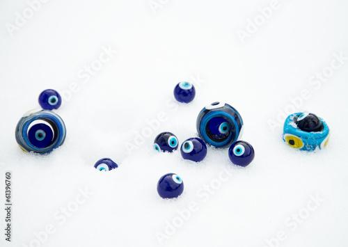 Fotografia  evil eye (amulet)