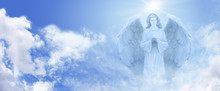 Guardian Angel In The Sky
