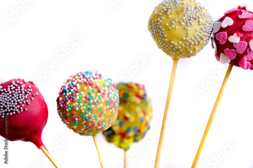 Cake pops, cakepops, Ostern, Geburtstag Canvas Print