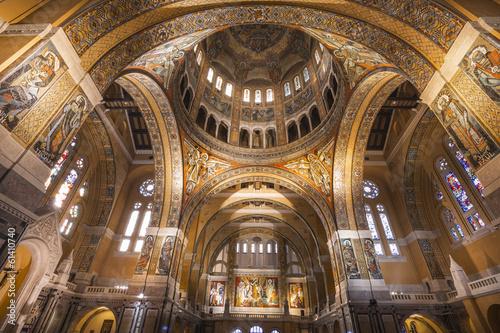 Fotografie, Obraz  Basilique Sainte-Thérèse de Lisieux