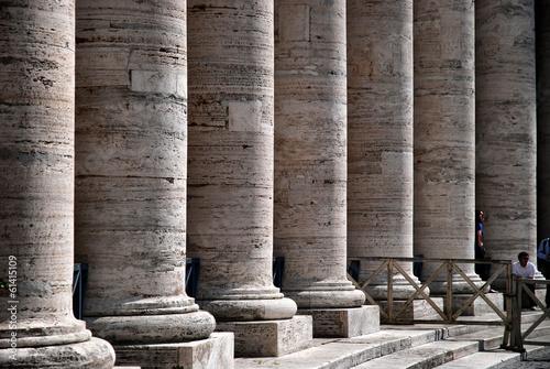 Fotografia Vatican City - Colonnades