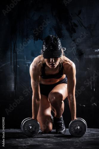 Sexy fitness - 61420902