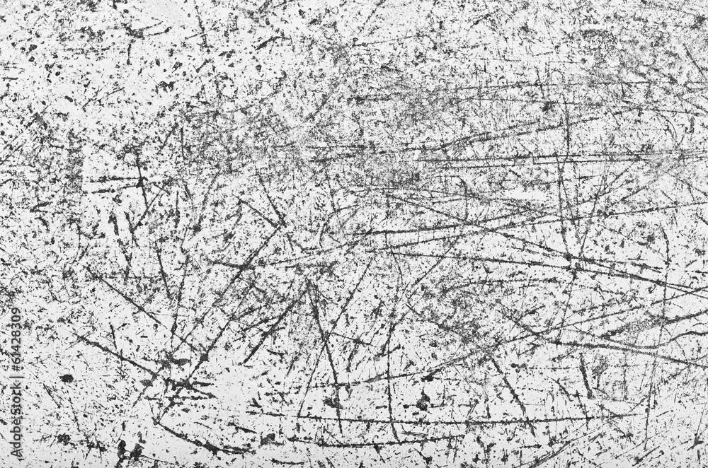Fototapety, obrazy: Scratched surface