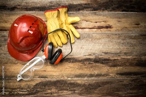 Fotografie, Obraz  Protective Work Wear