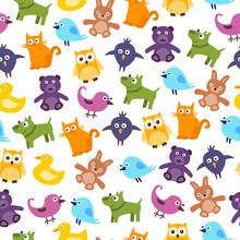 Cute Kids Pattern