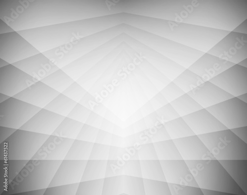 Photo  black and white geometric background square mosaic smooth pale