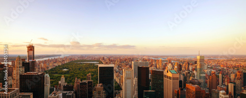 Foto op Aluminium New York New York City cityscape