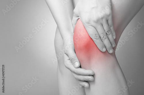 Fotografia  Knee pain