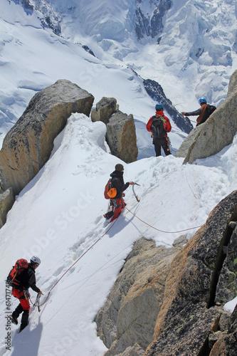 Foto op Plexiglas Alpinisme Alpinisme-4506