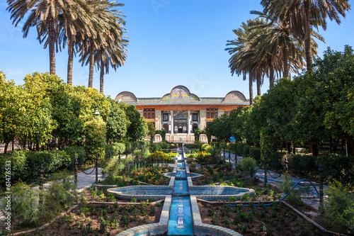 Fotografie, Obraz  Naranjestan garden in Shiraz, Iran