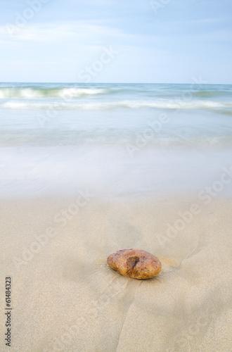 cuando no hay nadie en la playa