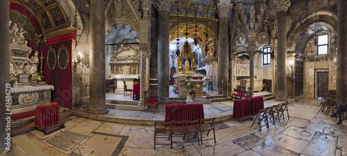 Canvas Prints Morocco Split Kroatien Kathedrale Sveti Duje