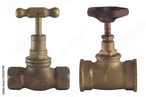Old control gate valve for connect water pipe line - Buy
