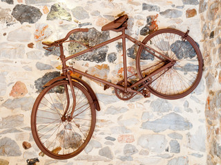 FototapetaOld bicycle