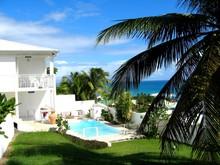 Maison Créole, Antilles Françaises