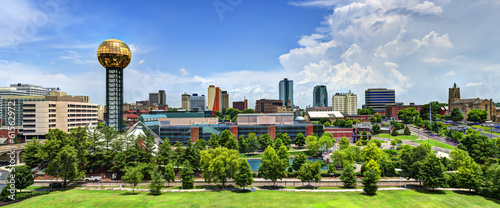 Knoxville Tennessee Tablou Canvas